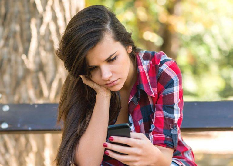 il mio ex mi ignora completamente
