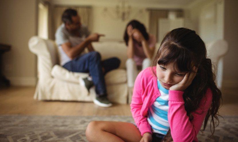 come affrontare una separazione con figli piccoli