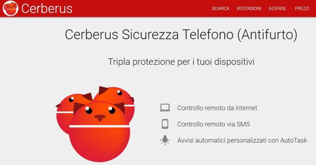 come controllare il cellulare del partner con cerberus